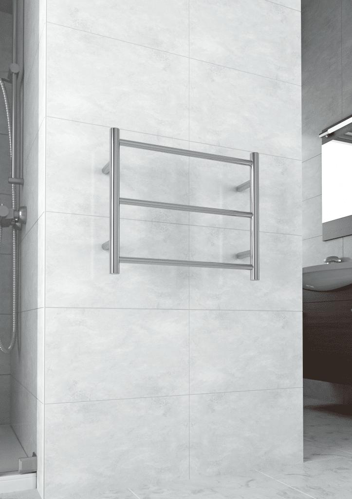 Thermorail Heated Towel Rail | Electric Towel Warmer | Towel rail in bathroom | BS24M | towel rail Australia