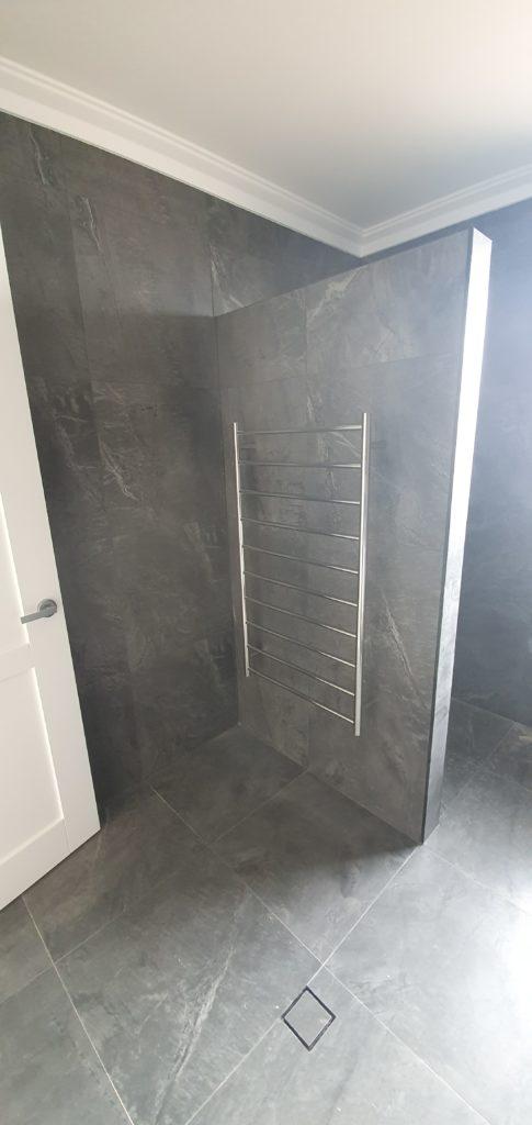 Thermorail Heated Towel Rail | Electric Towel Warmer | Towel rail in bathroom | SR69M | towel rail Australia